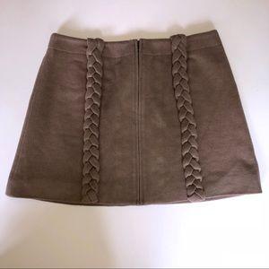 Thakoon Addition Wool skirt